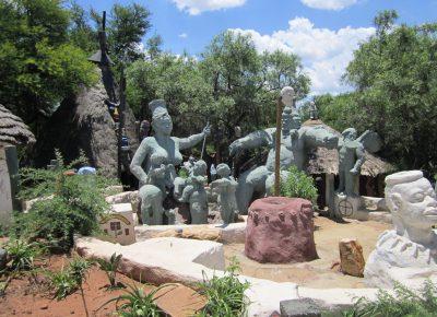 Werken in Zuid Afrika