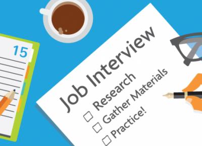 Belangrijke interview hulpmiddelen