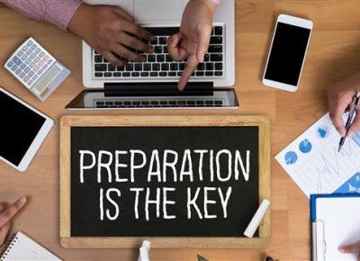 Werken buitenland voorbereiding