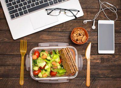 Werken buitenland lunch job